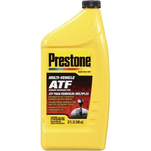 Automatic Transmission Fluid >> Prestone AS271 Multi-Vehicle Automatic Transmission Fluid - 32 oz.