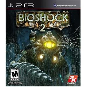 NEW BioShock 2 PS3 (Videogame Software)