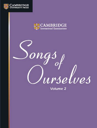 Songs of Ourselves: Volume 2