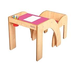 Little Helper Funstation Solo Toddler Table Desk And