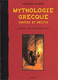 Resume contes et legendes de la mythologie grecque