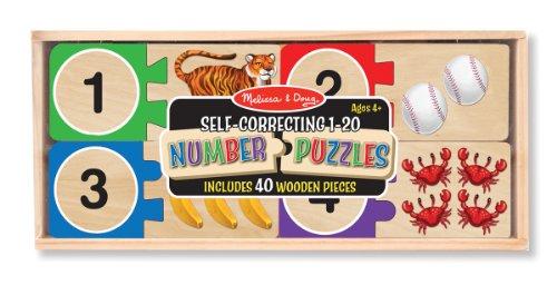 Melissa & Doug - Number Puzzles