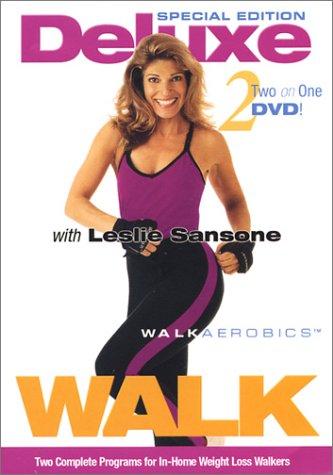 Leslie Sansone - Deluxe Walkaerobics Special Edition Walk Aerobics (Weight Loss Walk/Two Mile Walk)