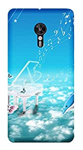 Wow Premium Design Back Cover Case For Lenovo ZUK Z2 Pro