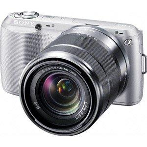 SONY NEX-C3デジタル一眼カメラ「NEX-C3」ズームレンズキット(シルバー)