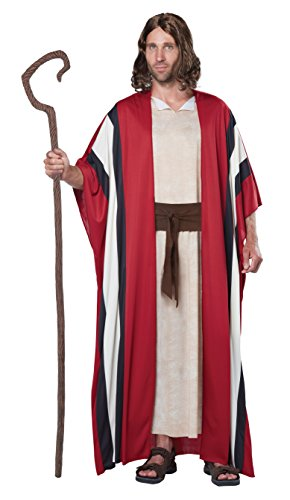 California Costumes Men's Shepherd Moses Adult Costume