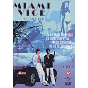 deux flics miami l 39 int grale saison 1 coffret 8 dvd en streaming. Black Bedroom Furniture Sets. Home Design Ideas