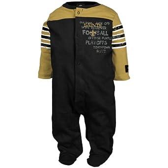 Amazon NFL Infant Toddler Boys New Orleans Saints
