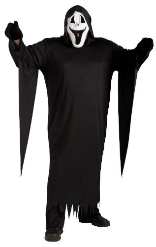 Howling Ghost Costume - Plus Size