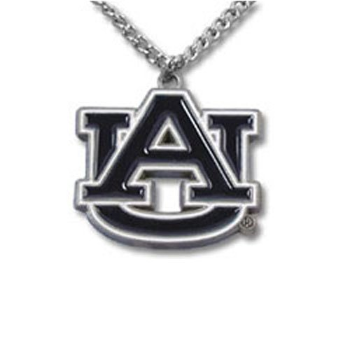 Auburn University AU Pendant Necklace at Amazon.com