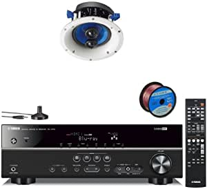 Yamaha   Channel Home Theater System W Built In Wi Fi