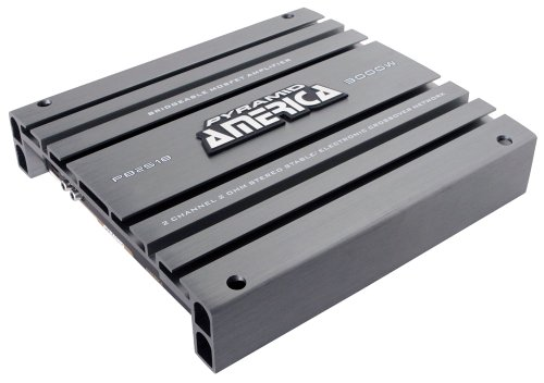 Pyramid Pb2518 3,000-Watt 2-Channel Bridgeable Mosfet Amplifier