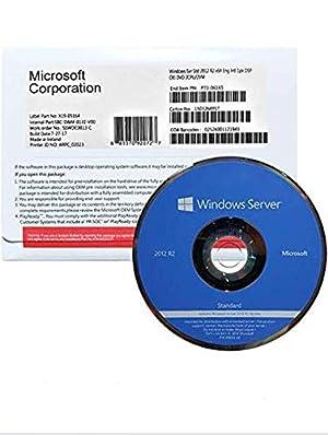Wínd?ws Server 2012 R2 Standard OEM (2 CPU/2 VM) - B?se License