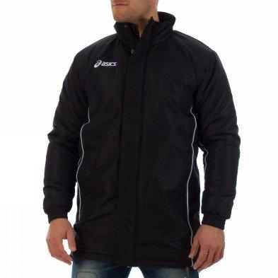 Asics Padded Jacket Mens Jkt Mountain Black