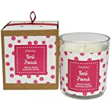 Danali New York Valentine Gift Votive Candle Best Friend With Musk Fragrance