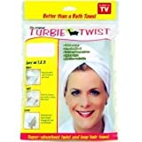 Turbie Twist 3 Pack (Colors May Vary)
