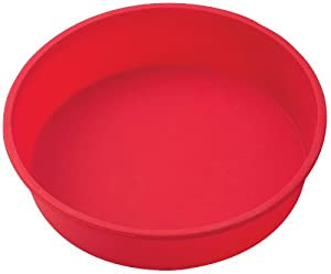 HIC Brands that Cook Essentials Silicone 9 Round Cake Pan by HIC Brands That Cook