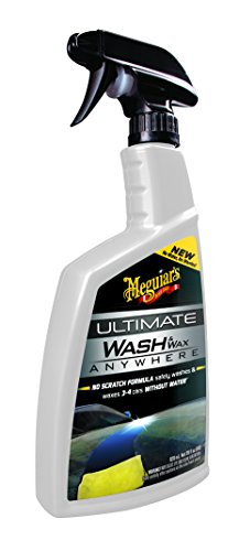 Meguiar's G3626 Ultimate Wash & Wax Anywhere