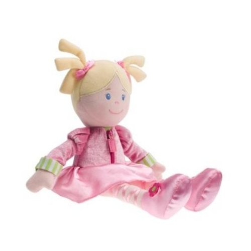 "Carter's Dress Me Up Activity Ballerina Doll -12"" Tall - 1"