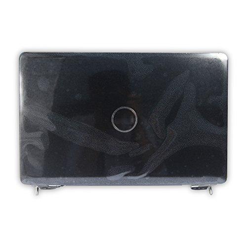 Laptop Black Lcd Back Cover For Dell Inspiron 1545 ---Rj4D0