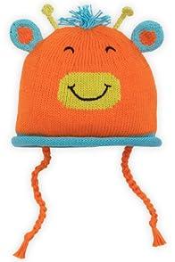 Joobles Organic Baby Hat - Jiffy the Giraffe