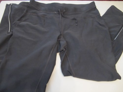 Nike Dry- Fit Running Pants Womens Grey Size Medium