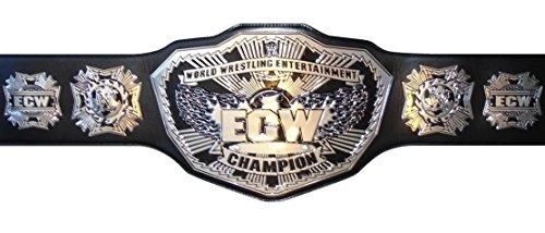 ECW Championship Belt REPLICA w/ Plain Blue Case
