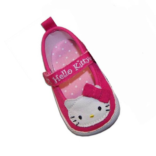 Hello-Kitty-Pink-Infant-Mary-Jane-Sneaker-Shoes