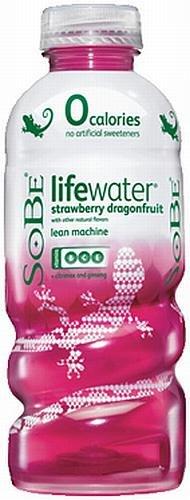 Sobe Lifewater – Strawberry Dragonfruit – 20 oz (Pack of 24)