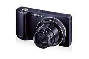 Samsung Galaxy Camera EK-GC100 8GB Black, Android OS, v4.1 (Jelly Bean) 3G Unlocked HSDPA 850 / 900 / 1900 / 2100 (International Version - No Warranty)