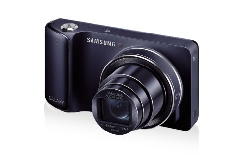 Samsung Galaxy Camera EK GC100 8GB Black, Android OS, v4.1 (Jelly Bean) 3G Unlocked HSDPA 850 / 900 / 1900 / 2100 (International Version   No Warranty)   buy from amazon   41W9w2C3WEL