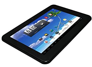 Klu 7-Inch Android Tablet, Capacitive Touch Screen, 1.2 GHz Processor with Built In Camera
