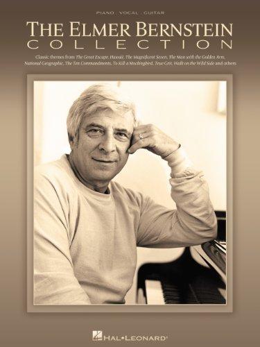 the-elmer-bernstein-collection-songbook