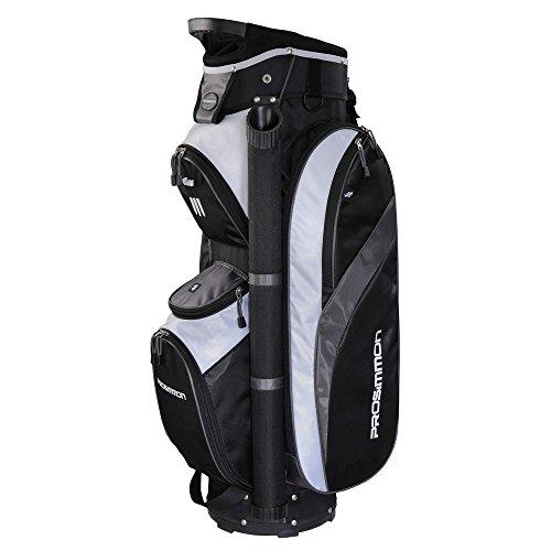 Prosimmon Golf Tour 14 Fach Golftasche Trolleybag