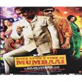 Once Upon A Time In Mumbaai - DVD (Bollywood Cinema / Hindi Film / Indian Movie) ~ Ajay Devgan