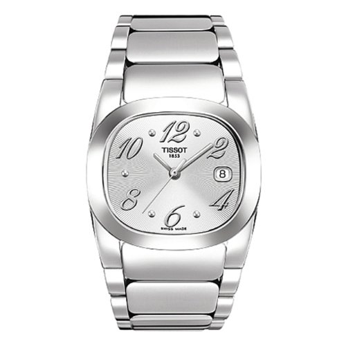 Tissot Silver T-Moments Ladies Watch - T0093101103700