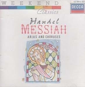 Mesias-Arias Y Coros-Sutherland-Boult