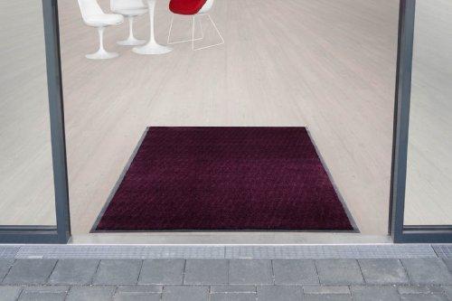 Joy Series Use & Wash Floor Mat - Aubergine - 103x180cm - 5 sizes available