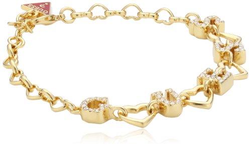 Guess Damen-Armband Metall Bracelet 18-21cm UBB81179 thumbnail