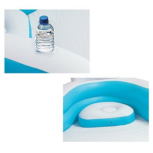 Intex 56475 piscina gonfiabile con 4 sedili piscine - Gonfiabili piscina amazon ...