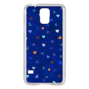 a AND b Designer Printed Mobile Back Cover / Back Case For Samsung Galaxy S5 (SG_S5_3085)