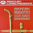 Khatchatourian : Gayaneh (extraits) / Chostakovitch : Symphonie n� 5