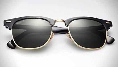 Famacart Classic Clubmaster Stylish Wayfarer Sunglasses For Men's Women's