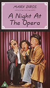 The Marx Brothers: A Night At The Opera [VHS]