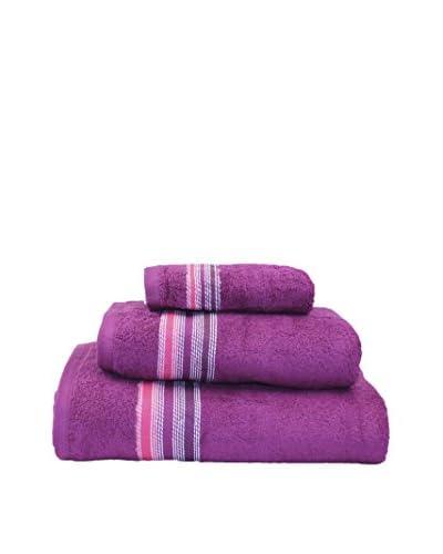 Natuurlijke handdoek set van 3 Narva 500 Gr
