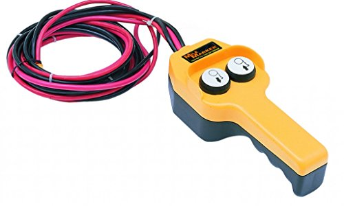 For Sale! Mile Marker (76-50100-20) Winch Hand Control Assembly, Yellow