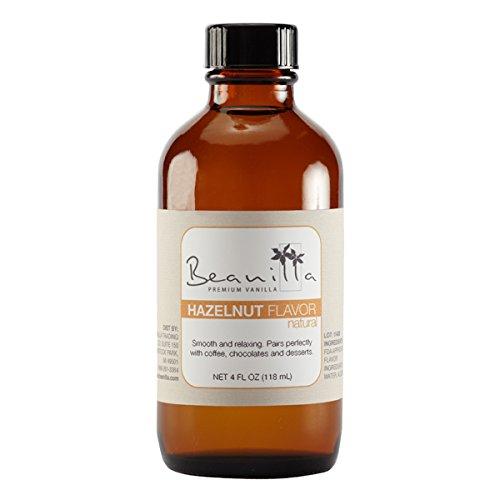 Natural Hazelnut Flavor - 4 fl oz (Hazelnut Extract Bulk compare prices)