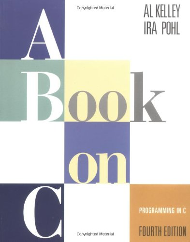 Books pdf c programming tutorial