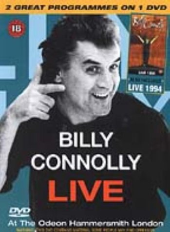 Billy Connolly - Live At The Odeon Hammersmith London [DVD]