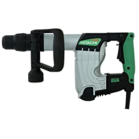 Hitachi H45MR 12-Pound SDS Max Shank Demolition Hammer